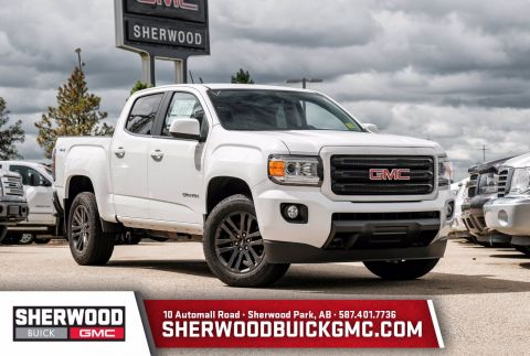 2020 GMC Canyon 4WD SLE