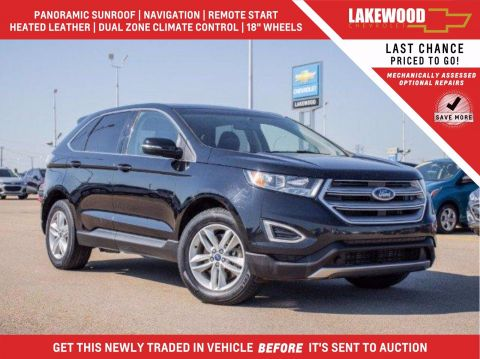 2016 Ford Edge SEL 201A AWD