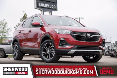 New 2020 Buick Encore GX Select AWD Sport Utility