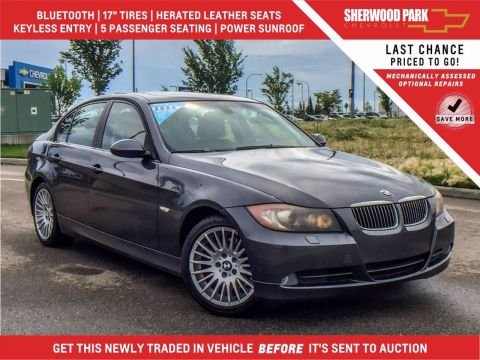 Pre-Owned 2008 BMW 3 Series 328xi AWD 4dr Car